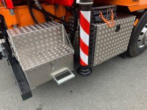 Baumpflege / Muldenfahrzeuge Volvo Details-3 orange